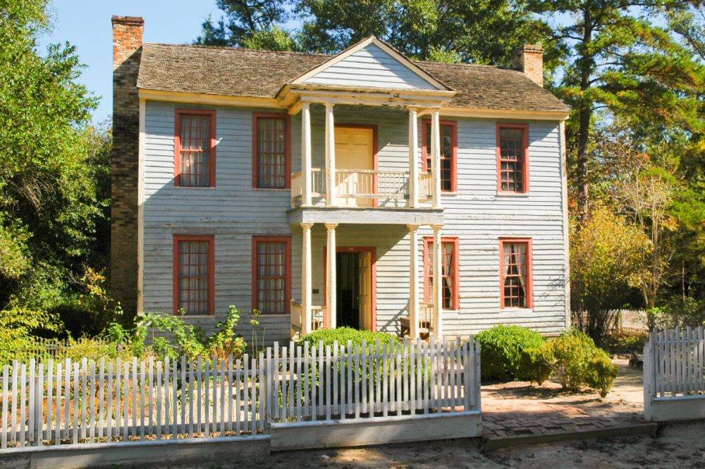 Historic Villages Across the U.S.